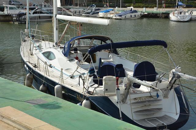 Platja D'aro boat