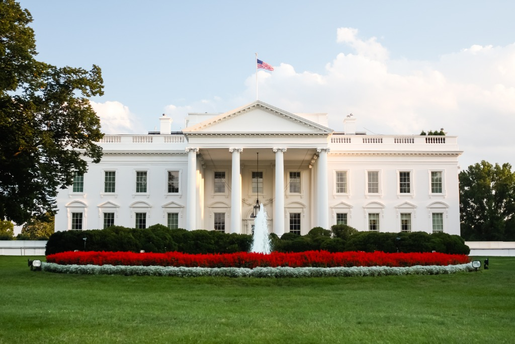 washington dc attractions including the white house are best places to visit in america
