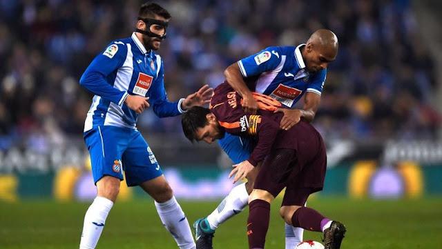 Copa Del Rey: Messi Gagal Penalti, Barcelona Kalah dari Espanyol