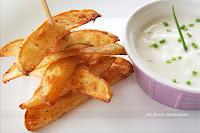 Patatas Cajún o Deluxe al horno