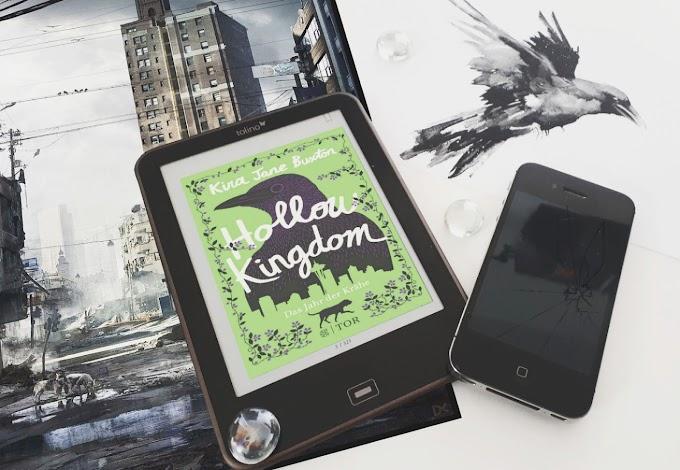 [Rezension] Hollow Kingdom: Das Jahr der Krähe von Kira Jane Buxton