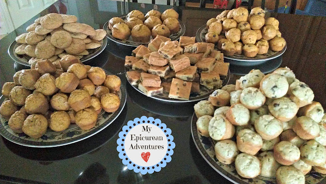 My Epicurean Adventures: Baking Frenzy