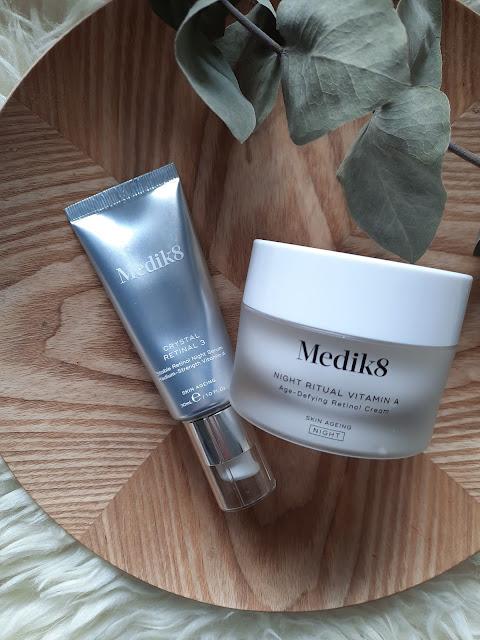 Medik8- tuloksellista ihonhoitoa