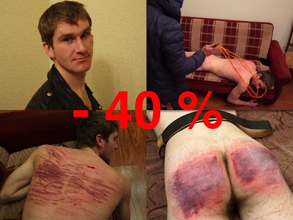 #RusStraightGuys - Vasya 24 y.o. – Crazy Sale Offer