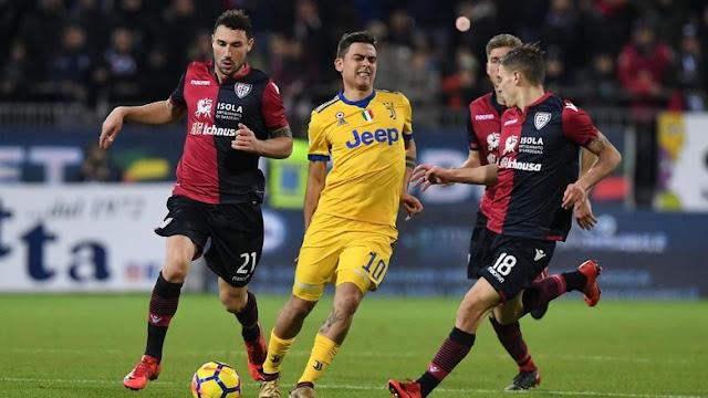 Juventus Tanpa Dybala dan Marchisio 30-40 Hari