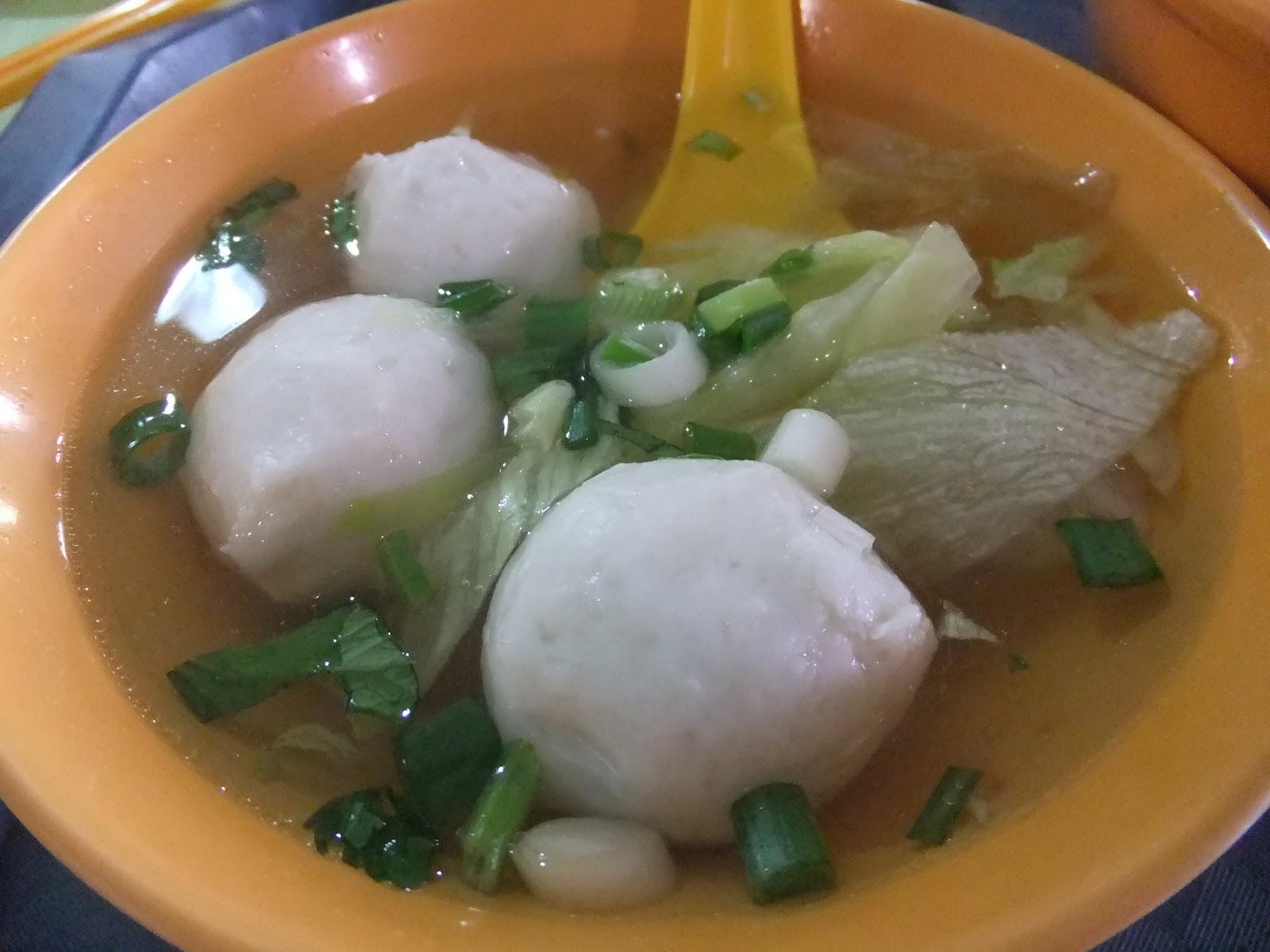 happy happy a breakfast at ang mo kio 724 market
