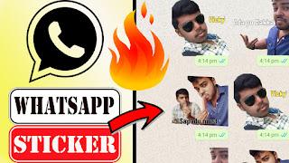 Create Own Whatsapp Sticker images, Create Own Whatsapp Sticker picture