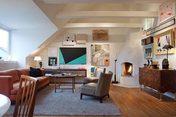 Creative ordinette loft style 2 arredare un loft o attico for Arredare un loft