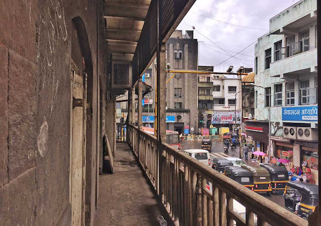 Vishrambaug Wada peshwa travel pune