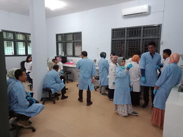 Seminar dan Workshop Teknik Pemeriksaan dan Analisis Biomolekuler