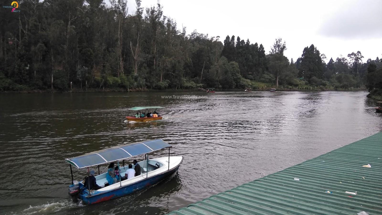 Pookode Lake in wayanad