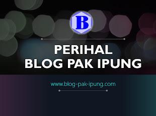 Perihal Blog