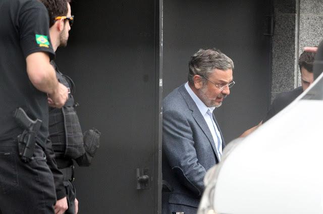 Palocci pede habeas corpus ao Supremo