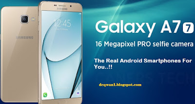 Features Samsung Galaxy A7 2017