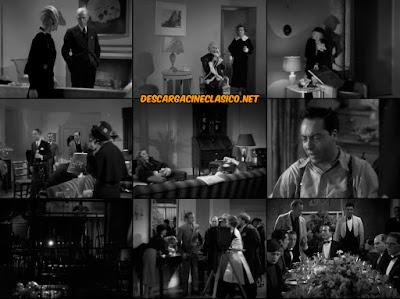 La cena de los acusados(1934) The Thin Man - Descargar - Película