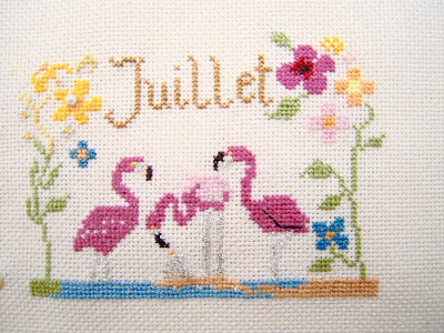 cross stitch, point de croix, sal joyfulworld