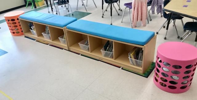 Otto storage stools