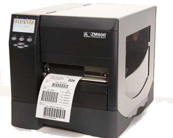 Printer Zebra ZM600 Industrial - Zona Barcode