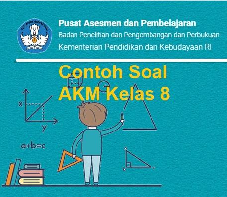 Contoh Soal Akm Numerasi Lever 4 Kelas 7 Dan 8