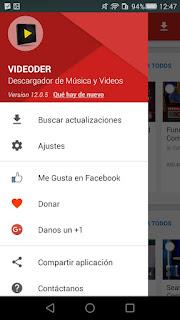 Descargar Videoder android apk 14.2