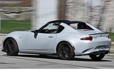 Review Mazda MX-5 Miata RF Manual Beserta Gambarnya Terbaru 2018