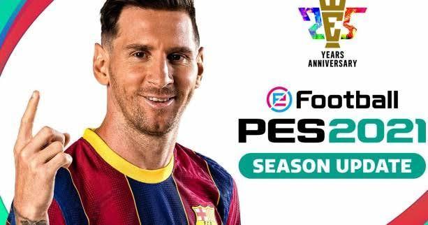 Download PES 2021 Pro Evolution Soccer For PC Free