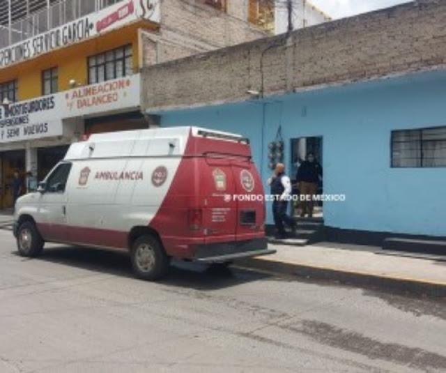 URGENTE: Atacó a su madre hasta que la mató; a los pocos minutos el agresor murió en Naucalpan
