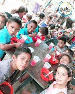 Las comunidades solicitan la incorporación de niños al programa.