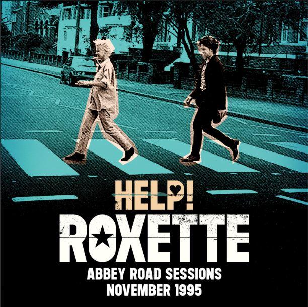 """Cover de """"Help"""" dos Beatles, gravado pelo Roxette, chega às plataformas digitais"""
