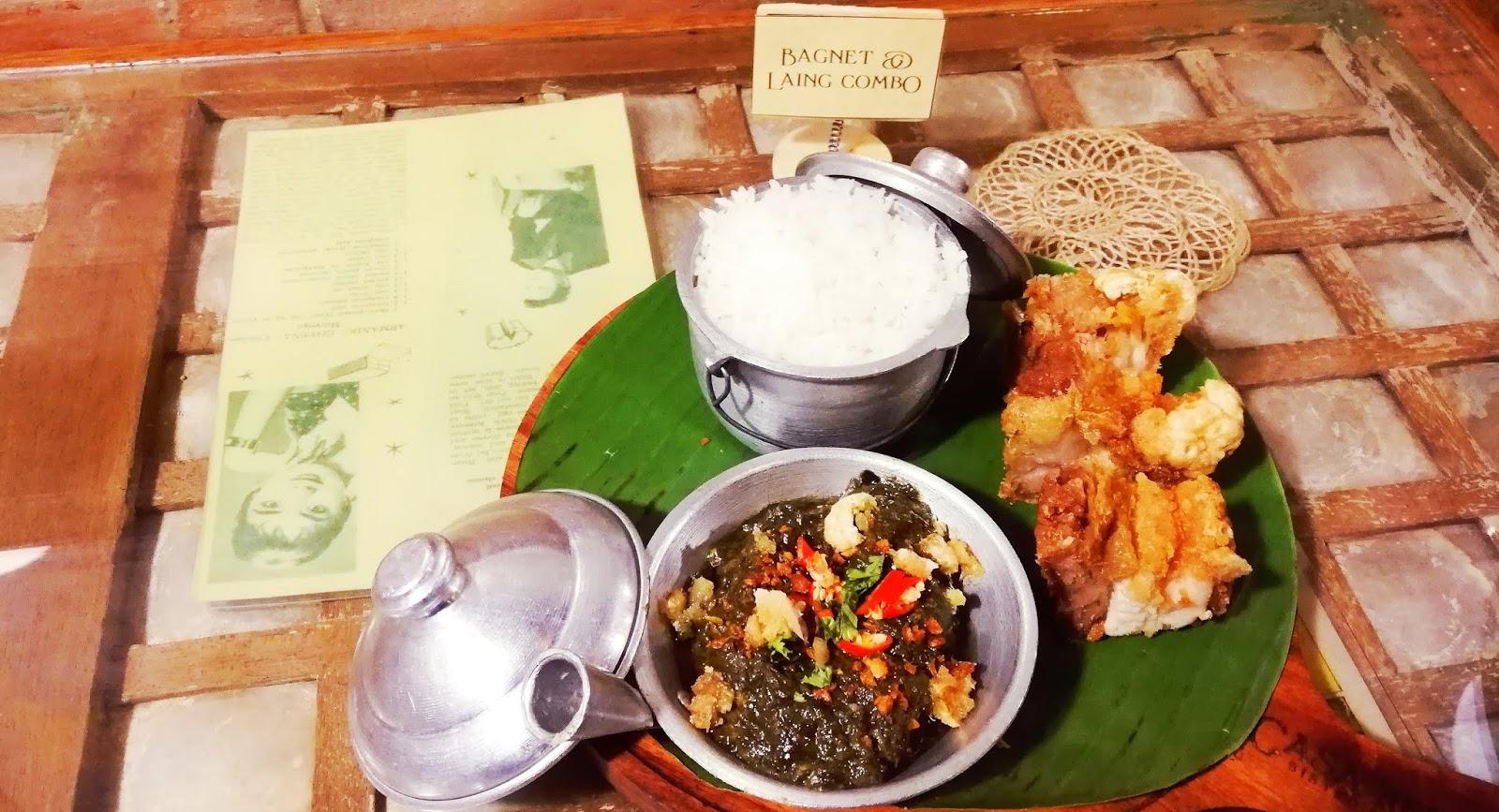 CASA REYES Bistro Filipino: Pinoy Cuisines with Modern