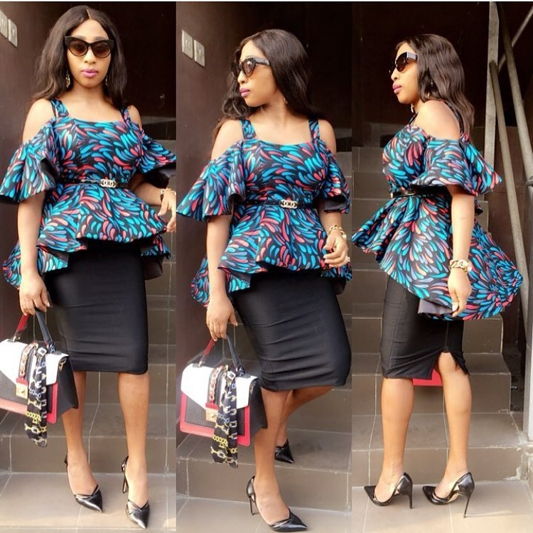 Showstopping, Classy And Trendy Ankara Casuals- 3 Yards Of