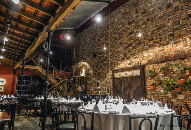 São Paulo: restaurante argentino La Caballeriza