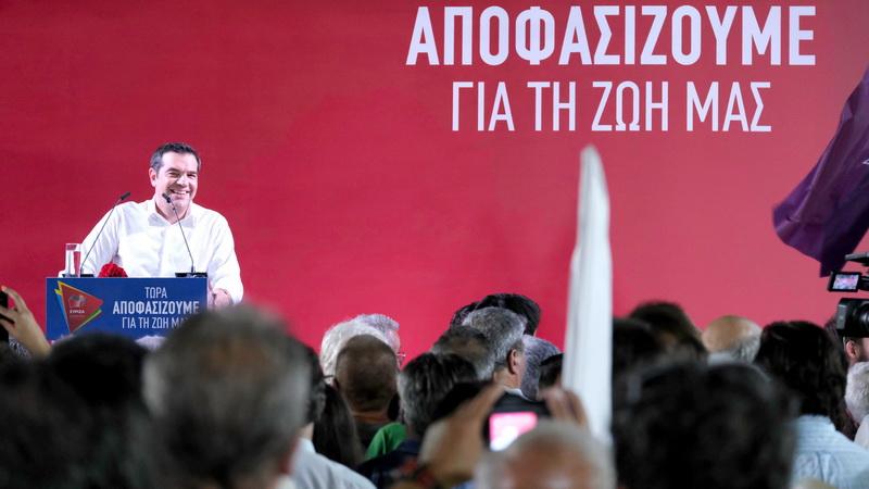 Αλ. Τσίπρας από την Καβάλα: Μπορούμε να πετύχουμε τη μεγαλύτερη εκλογική ανατροπή στη σύγχρονη ιστορία