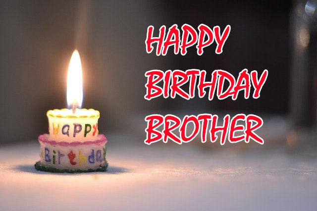 happy birthday brother cake images
