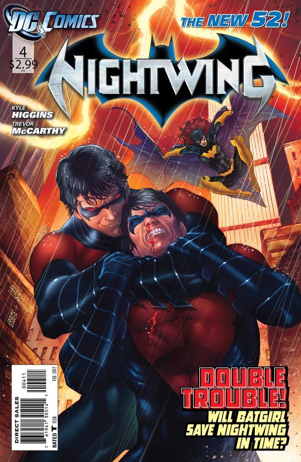 Rusted Mecha DC Comics The New 52 December 2011 Run Down