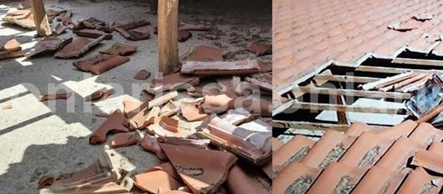 Τι λέει το ΓΕΑ για αεροσκάφος που σκόρπισε πανικό και ξήλωσε σκεπή σπιτιού στη Λάρισα