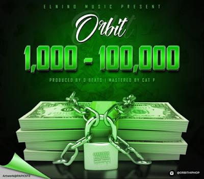 Orbit – 1000 -100,000 (Buku kuwa Laki)