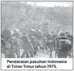 Pengesahan Penyatuan Timor Timur ke dalam NKRI