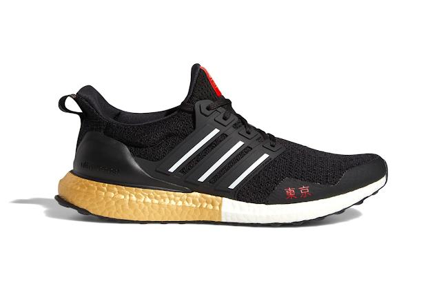 Adidas ra mắt UltraBOOST DNA Tokyo
