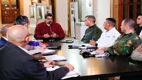 Nicolás Maduro decreta estado de alarma en Venezuela para combatir coronavirus