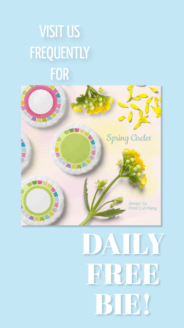 Daily Freebie Day 14 verticel image