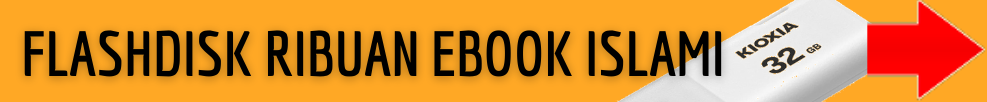 Jual Flashdisk Isi Ribuan Buku Islam PDF