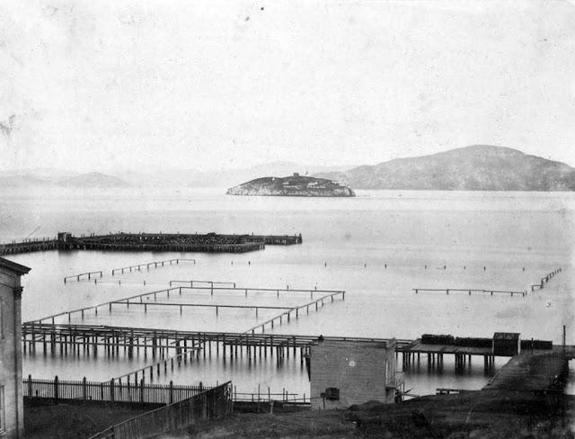 Fotografías antiguas de San Francisco en el siglo XIX