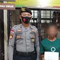 Pelaku Pencurian Rumah Diamankan Polsek Sanggau Ledo