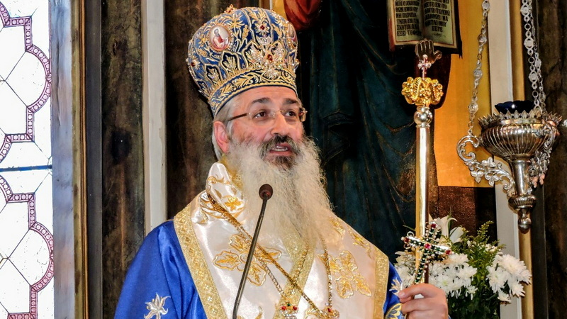 Εγκύκλιος Πρωτοχρονιάς Μητροπολίτου Αλεξανδρουπόλεως Ανθίμου