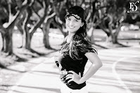 ensaio debutante de uma menina prestes a fazer 15 anos apaixonada por ballet realizado em torres no litoral gaucho praia da guarita com cerimonial de fernanda dutra eventos