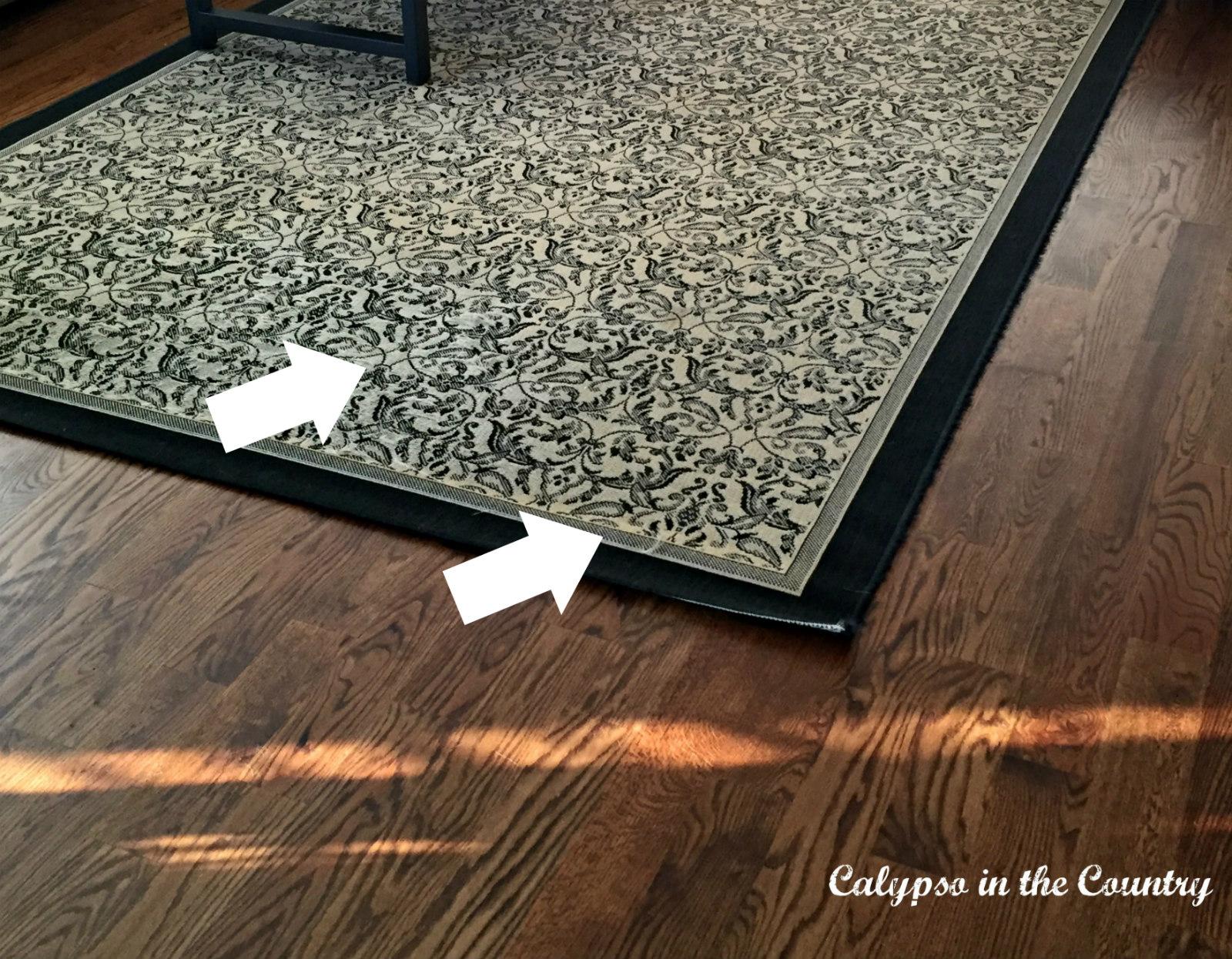 Indoor-Outdoor Rugs in my home