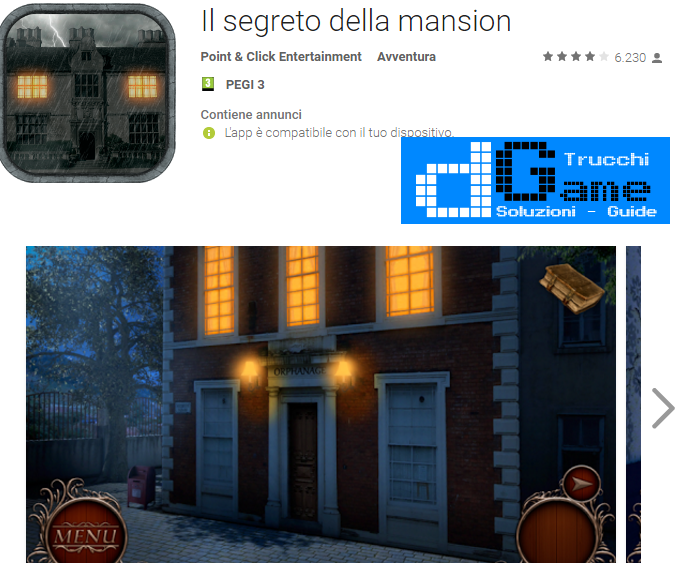 Soluzioni Secret of the Lost Manor di tutti i livelli | Walkthrough guide