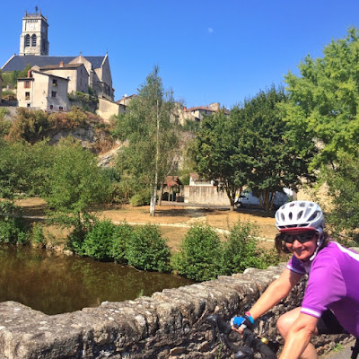 Cycling Limousin 100km-in-a-day French Village Diaries au revoir 2016