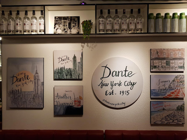 Dante NYC - Astor Ipanema